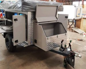 Liberty Off Road Camping Trailer